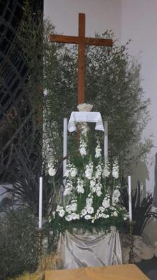 Altare deposizione