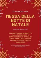 MESSA DELLA NOTTE DI NATALE